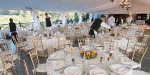 4 Big Benefits To Adding A Portable Air Conditioner To Your Tent Wedding