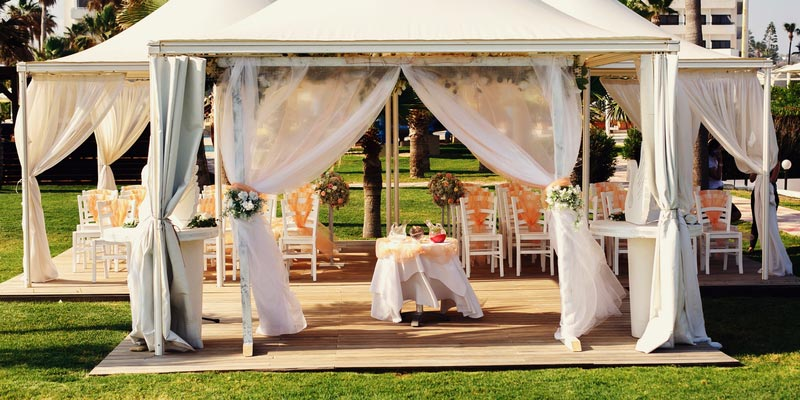 Power Source For Outdoor Weddings: Do You Need A Generator For A Tent Wedding?