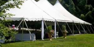 How Much Power Does The Average Tent Wedding Require?