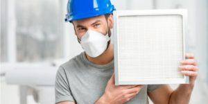 How Much Can HEPA-Filtered Negative Air Machines Improve Air Quality?