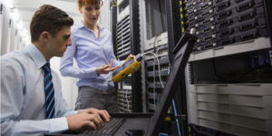 How to Regulate and Monitor a Secure Server Room