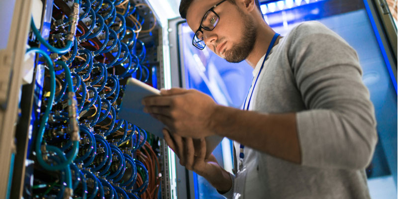 Server Room Maintenance Checklist