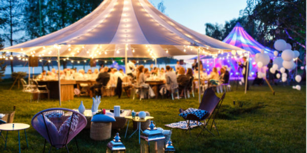 What Size Generator Do I Need for a Tented Party in South Florida?