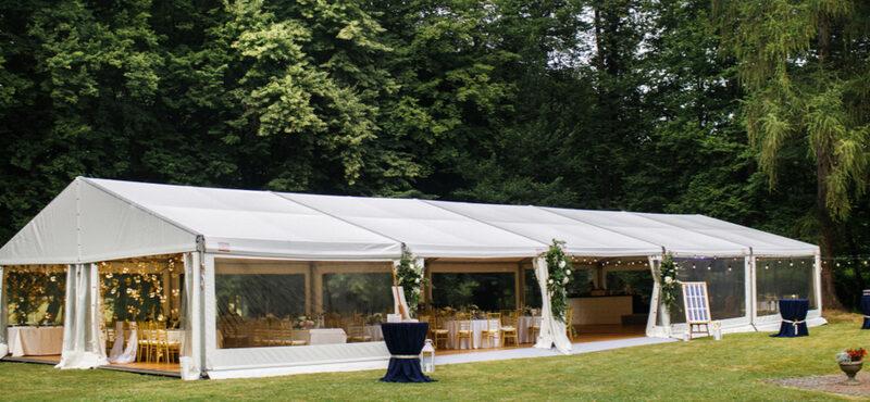 Wedding Planning – The Tent Wedding