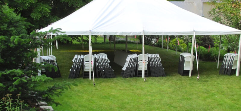 Keeping Cool at Your Outdoor Party