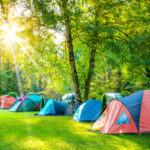 Renting a Spot Cooler for Your Camping Trip